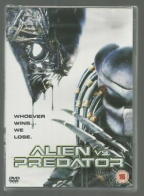 ALIEN VS PREDATOR - sealed/new - UK REGION 2 DVD