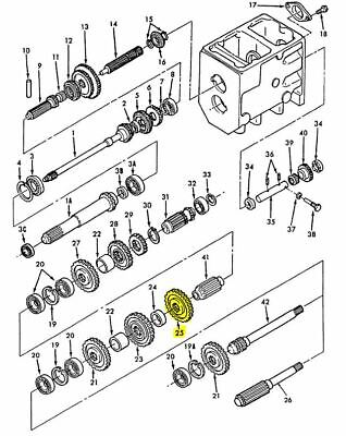 Ford 1710 Wiring Diagram Only