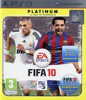 FIFA 10(Videojuego PlayStation 3 / PS3)
