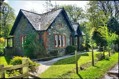 1 Week Holiday The Lodge in South West Scotland Sun 8th December - 15th December