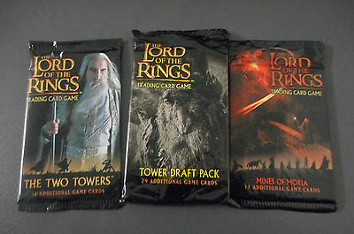 Lord Of The Rings Tcg Decipher Lotr Booster The Two Towers Draft Mines Of Moria