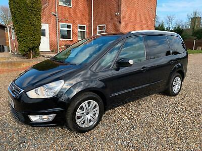** 7 SEAT ** 2014 64 FORD GALAXY 2.0 DIESEL 140ps ZETEC * AUTOMATIC * 1 OWNER *