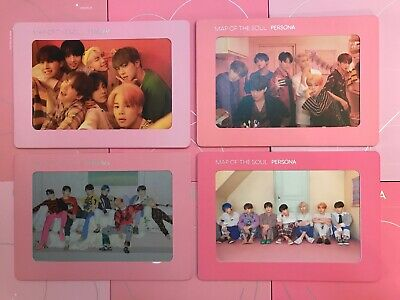 BTS Map of The Soul Persona Official Aurora Photo Frame