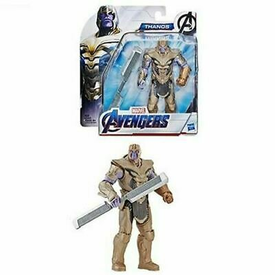 Avengers: Endgame Deluxe 6-Inch Action Figure - Thanos