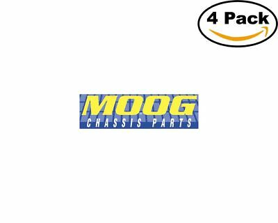 Moog 4 Stickers 4X4 inches Sticker Decal
