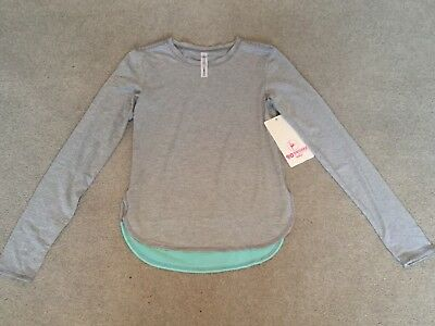90 Degree By Reflex, Size Large/ Age 12 Sports Base Layer, Bnwt
