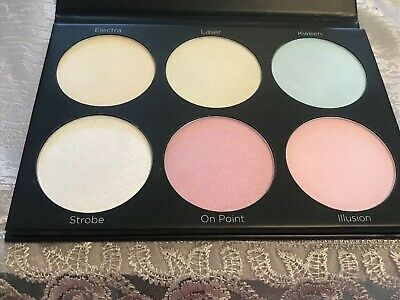 BH Cosmetics Blacklight Highlight Palette Authentic Read Description
