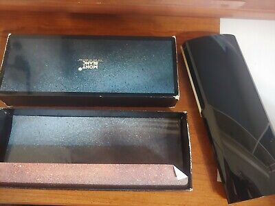 Montblanc Ballpoint Pen 164 Meisterstuck - Black & Gold with box and case