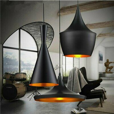 Modern Pendant Lamp Hanging Ceiling Light Vintage Industrial Chandeliers EK