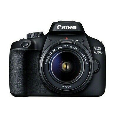 Canon Eos 4000D Kit 18-55 Dc Iii