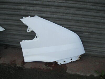 Ford Transit 2007-2012 Wing (Driver Side) White