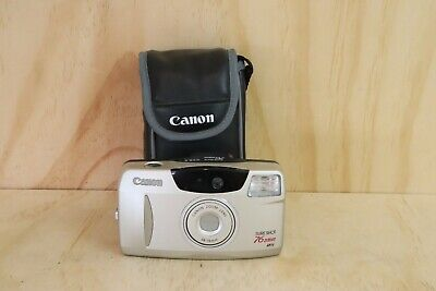 Canon Sure Shot 76 Zoom Point and Shoot 35mm Film Camera 38-76mm