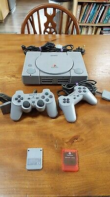 Sony PlayStation One + 10 Great Games