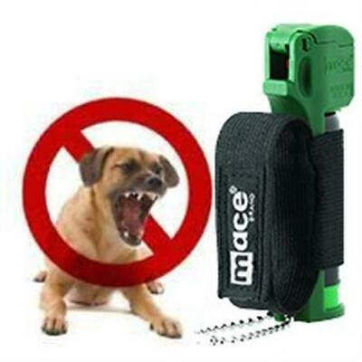Mace Muzzle Dog/Animal Repellent Pepper Spray Canine K9 Rabid Self Protection