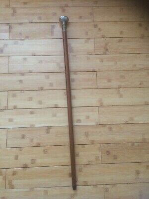 Vintage Wooden Walking Sticks   Job-Lot Of Three Assorted