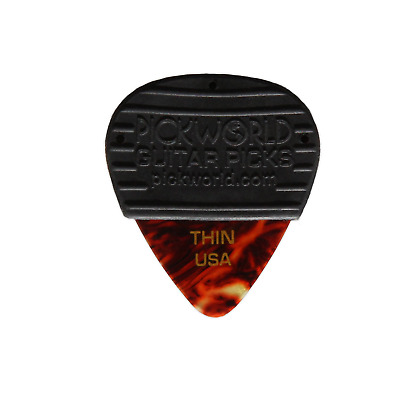 RIVERSONG WOODEN GUITAR PICKS .46 MM  MAPLE WOOD MADE IN CANADA 4 PICK PACK