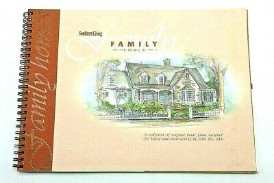 John Tee House Plans Southern Living Family Homes 1997 Chestnut Hill and 13 More