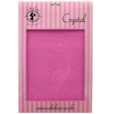 Crystal Mat Original Cake Lace by Claire Bowman