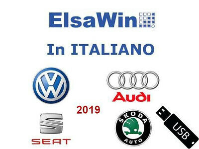 ELSA 2019 Workshop Service Repair Manual VW SKODA AUDI SEAT VEHICLES multilingua
