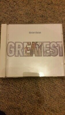 Duran Duran - Greatest 1998 cd