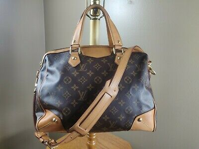 5a2fd4110441 GORGEOUS AUTHENTIC LOUIS Vuitton Retiro NM Monogram Canvas Shoulder ...