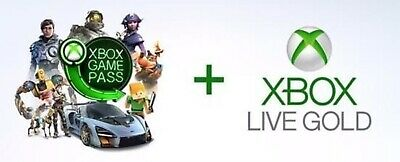 Xbox Live 14 Day Gold And 14 Day Game Pass (NEW ACCOUNTS ONLY) Codes
