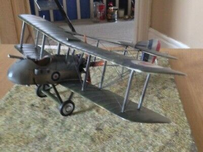 Thomas Gunn WOW095 – The Airco DH2 British Aircraft