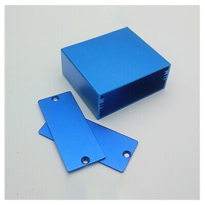 Blue 50*58*24mm PCB Enclosure DIY Electronic Case Aluminum Instrument Box