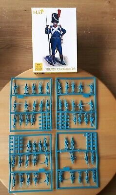 52 x HaT 1/72 French Light Infantry Carabiniers Napoleonic figures set 8220