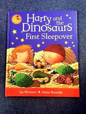 Harry And The Dinosaurs First Sleepover Story Book Classic Storybook Collection