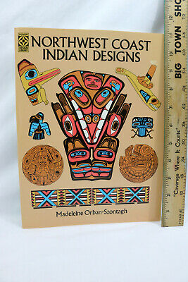 Northwest Coast Indian Designs (Dover Pictorial Archive Series) 1994