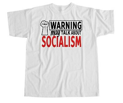 May Talk about Socialism T Shirt Communist Communism Socialist Workers Union