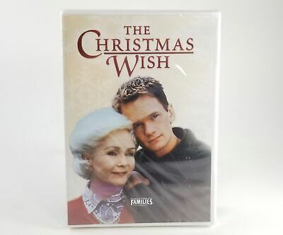The Christmas Wish DVD, 2006 Rare Feature Films For Families, Sealed, Free Ship