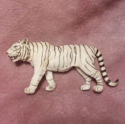 Schleich White Tiger Toy Animal 2007 Figure