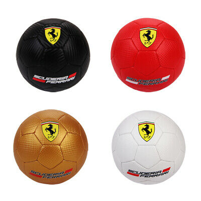 Ferrari Soccer Football Size 2 PU Mini Ball Toys Gift for Kids Adult Collection