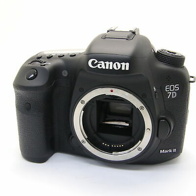 Canon EOS 7D Mark II Body -Near Mint- #133
