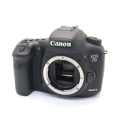 Canon EOS 7D Mark II Body -Near Mint- #132