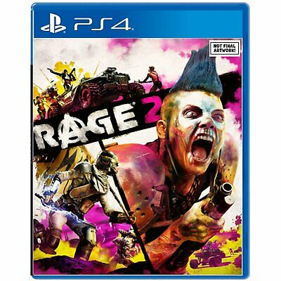 NEW PS4 Rage 2 (HK, Chinese / English)