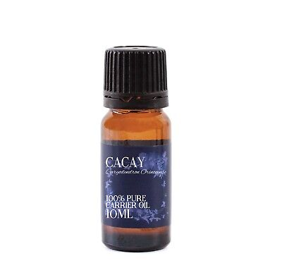 Mystic Moments Cacay (Kahai) Carrier Oil - 100% Pure - 10ml (OV10CACA)