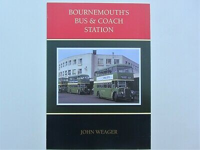 Bournemouth's Bus & Coach Station - Hants & Dorset - Newly released book