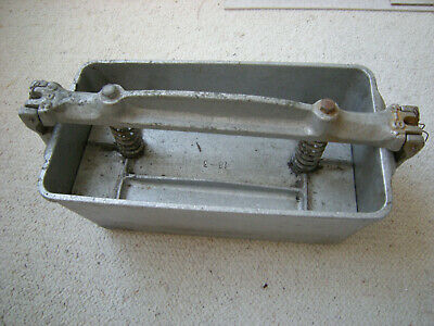 Antique Cheese Press (?) Solid Cast Aluminium