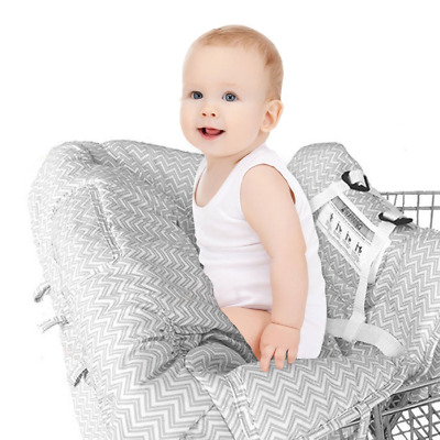 Shopping Cart Cover, Dsaren Softer High Chair Cover Washable Shopping Trolley