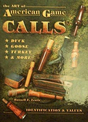 Boek/Book/Livre/Buch/Price Guide : American Game Calls