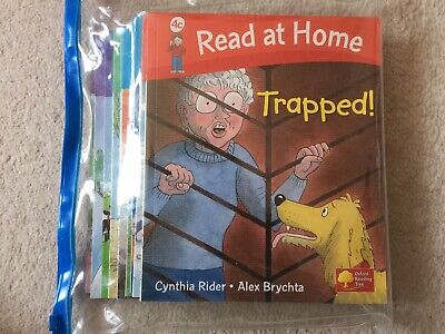 Oxford Reading Tree Read At Home Set 11 Books