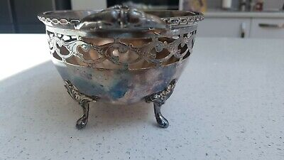 Walker and hall silver plate Bowl