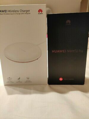 HUAWEI Mate 20 Pro (LYA-L09) Phone BLACK UNLOCKED with extras