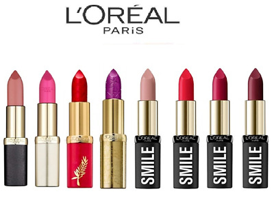 Loreal Paris Color Riche Lipstick - Pick your colour