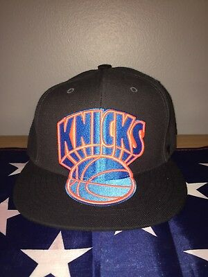 2255361a4c1 47 Brand Cap New York Knicks Nba Hardwood Classics Authentic One Size Hat  Used