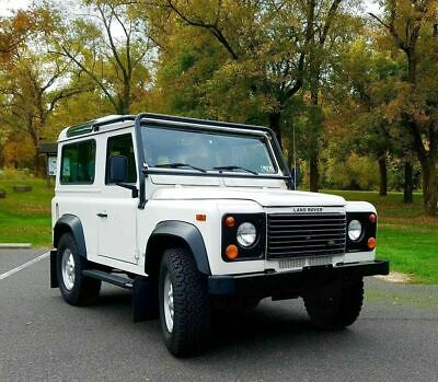 1997 Land Rover Defender  1997 Land Rover Defender 90 NAS -
