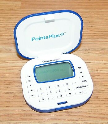 Genuino Weight Watchers ( Nac 4M) Puntos Plus de Bolsillo Calculadora Solo Leer
